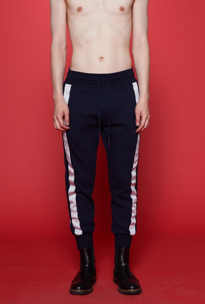 SWEAT PANTS(NAVY)