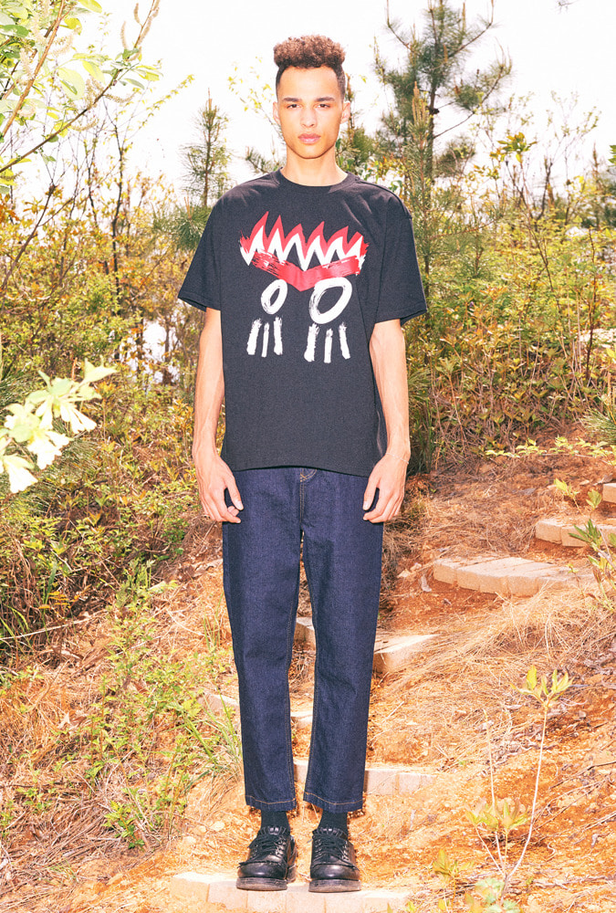 INDIAN FACE T-SHIRT