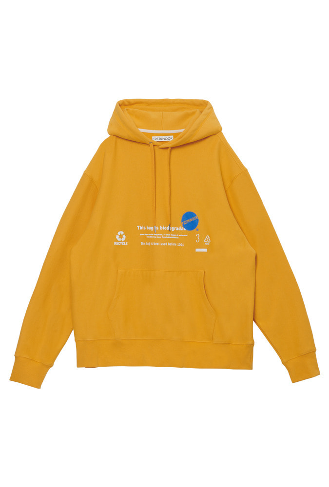 [50% OFF] TOYS HOODIE(YELLOW)
