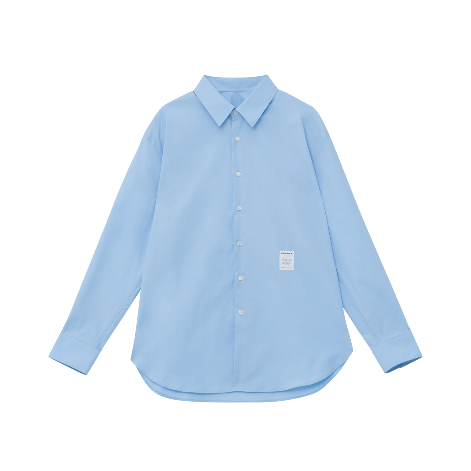 [60% OFF]ESSENTIAL SHIRT Vol.1(BLUE)