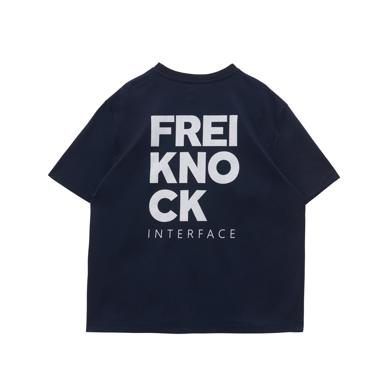 [30% OFF]ESSENTIAL T-SHIRT Vol.1(NAVY)
