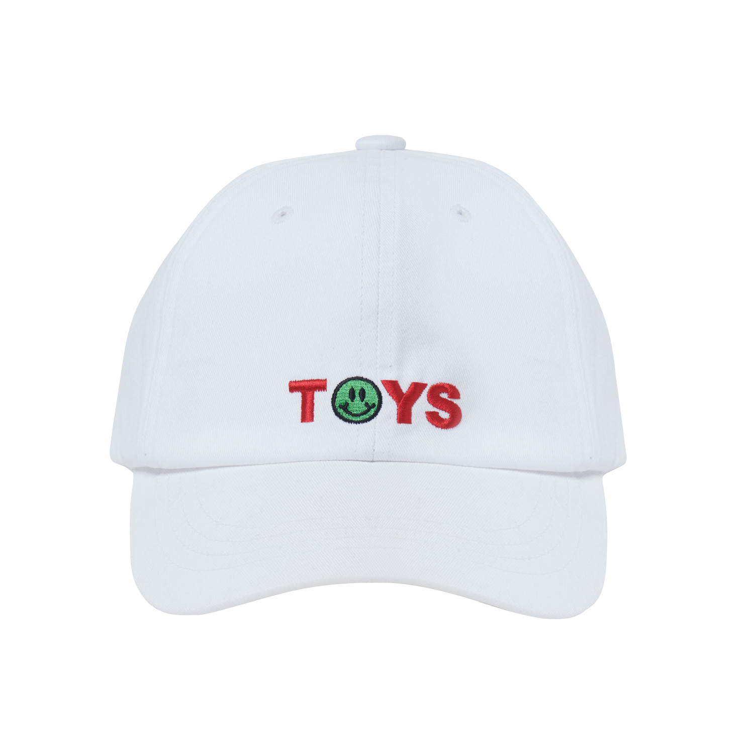 [75% OFF]TOYS BALL CAP(WHITE)
