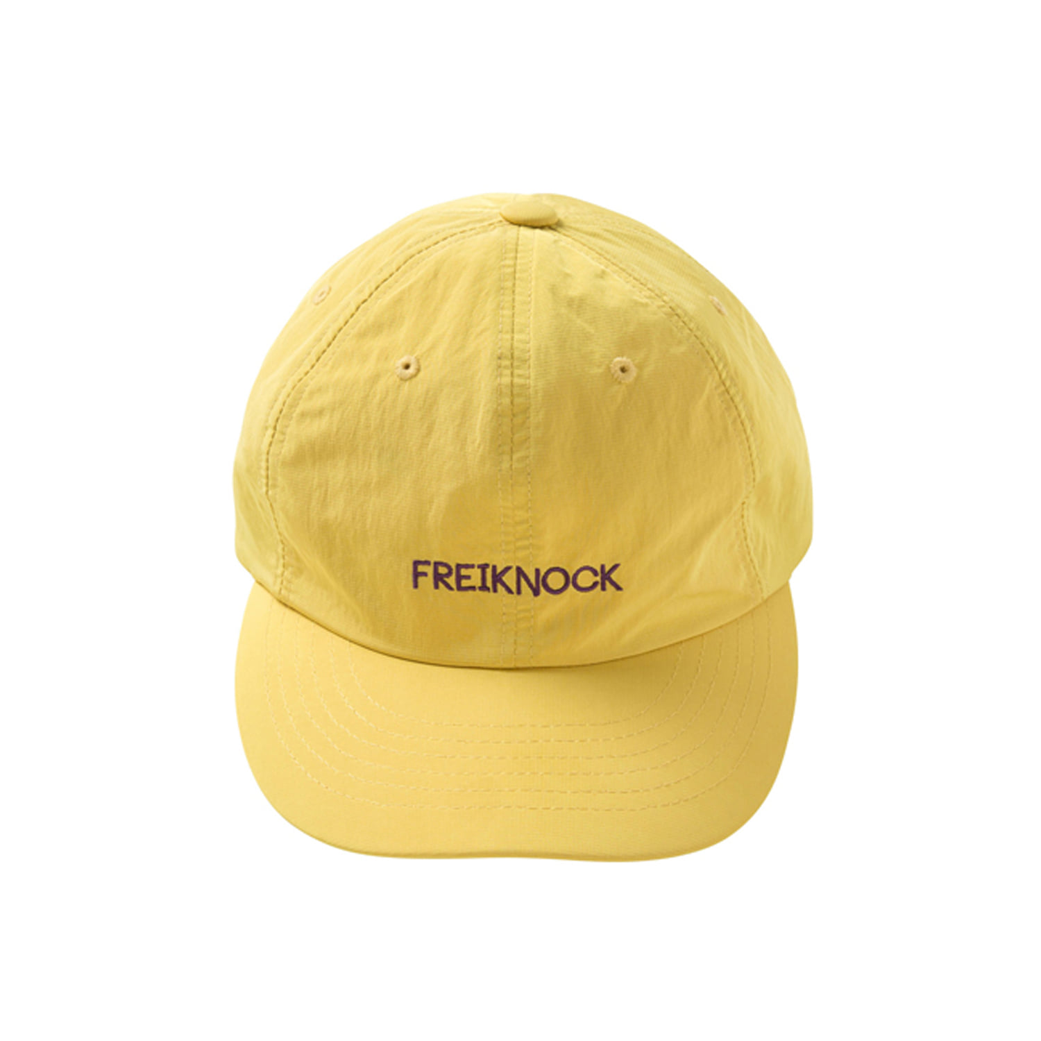 [45% OFF] BALL CAP(YELLOW)