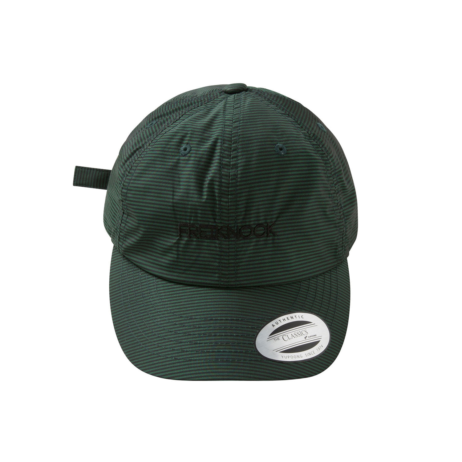 [50% OFF] BALL CAP(GREEN STRIPE)