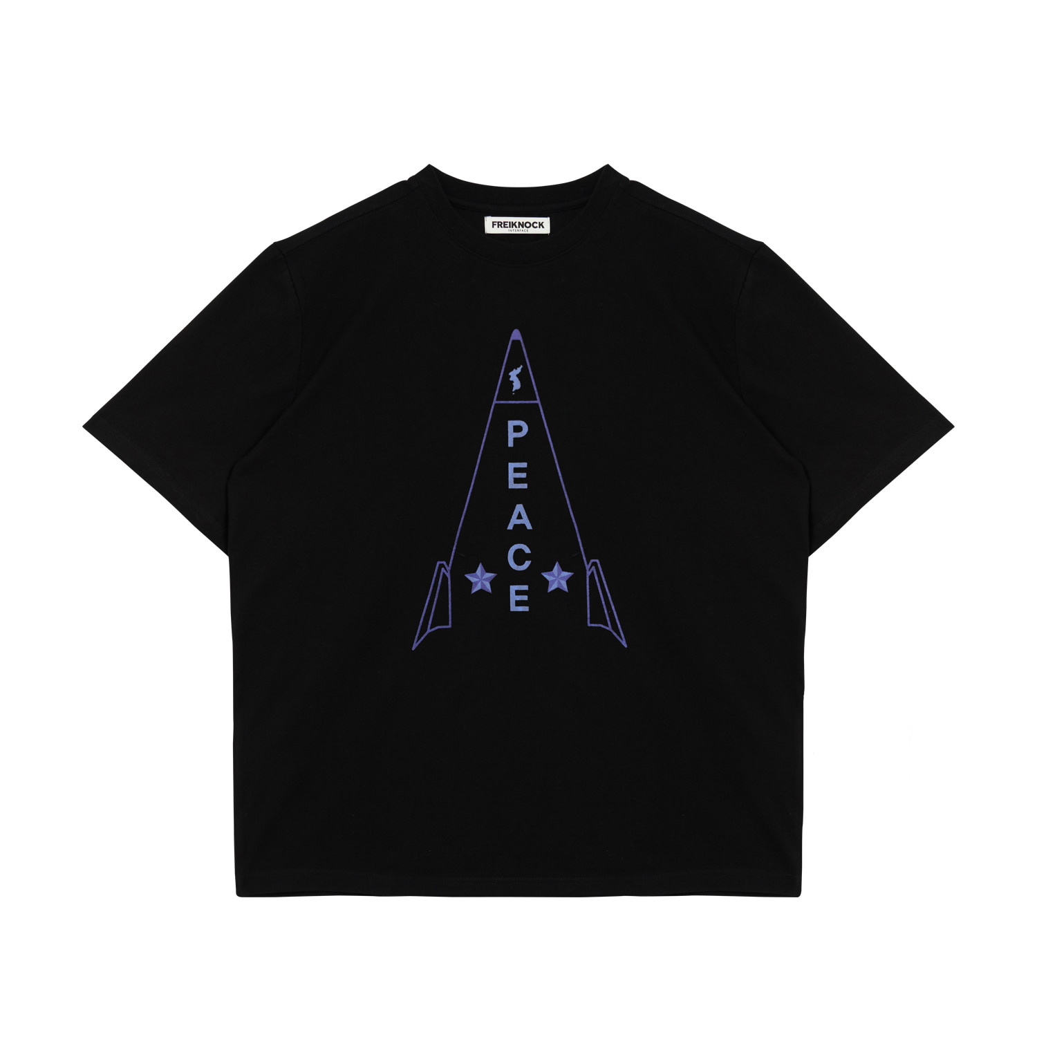 [30% OFF]ROCKET T-SHIRT(BLACK)