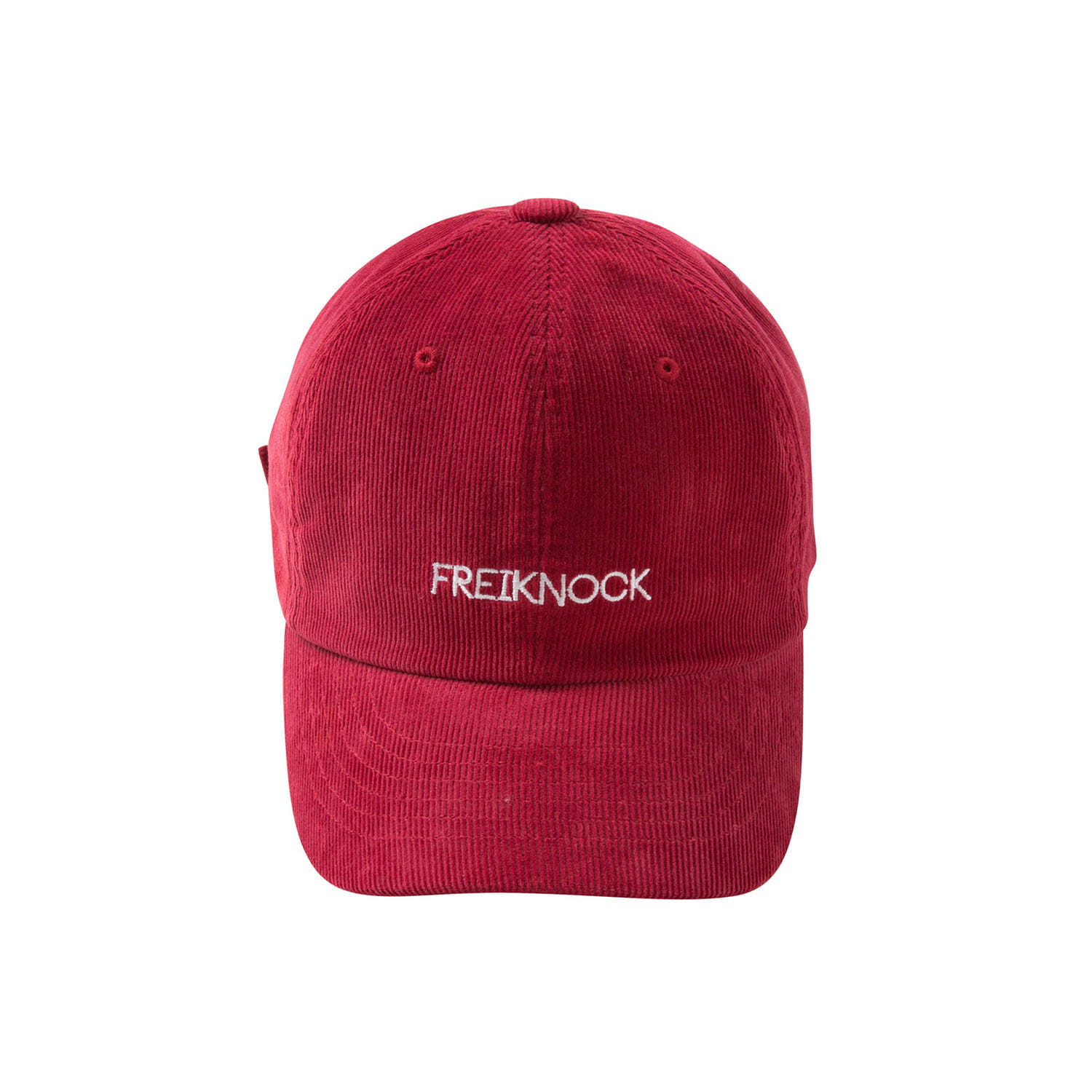 [30% OFF]CORDUROY CAP(RED)