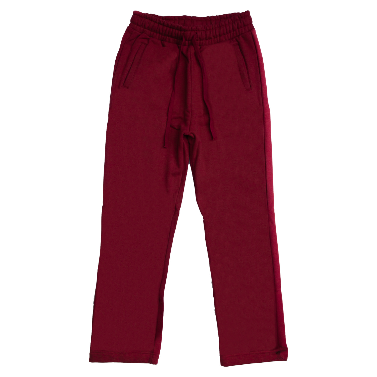 [88% OFF]CHIMAYO SWEAT PANTS(RED)