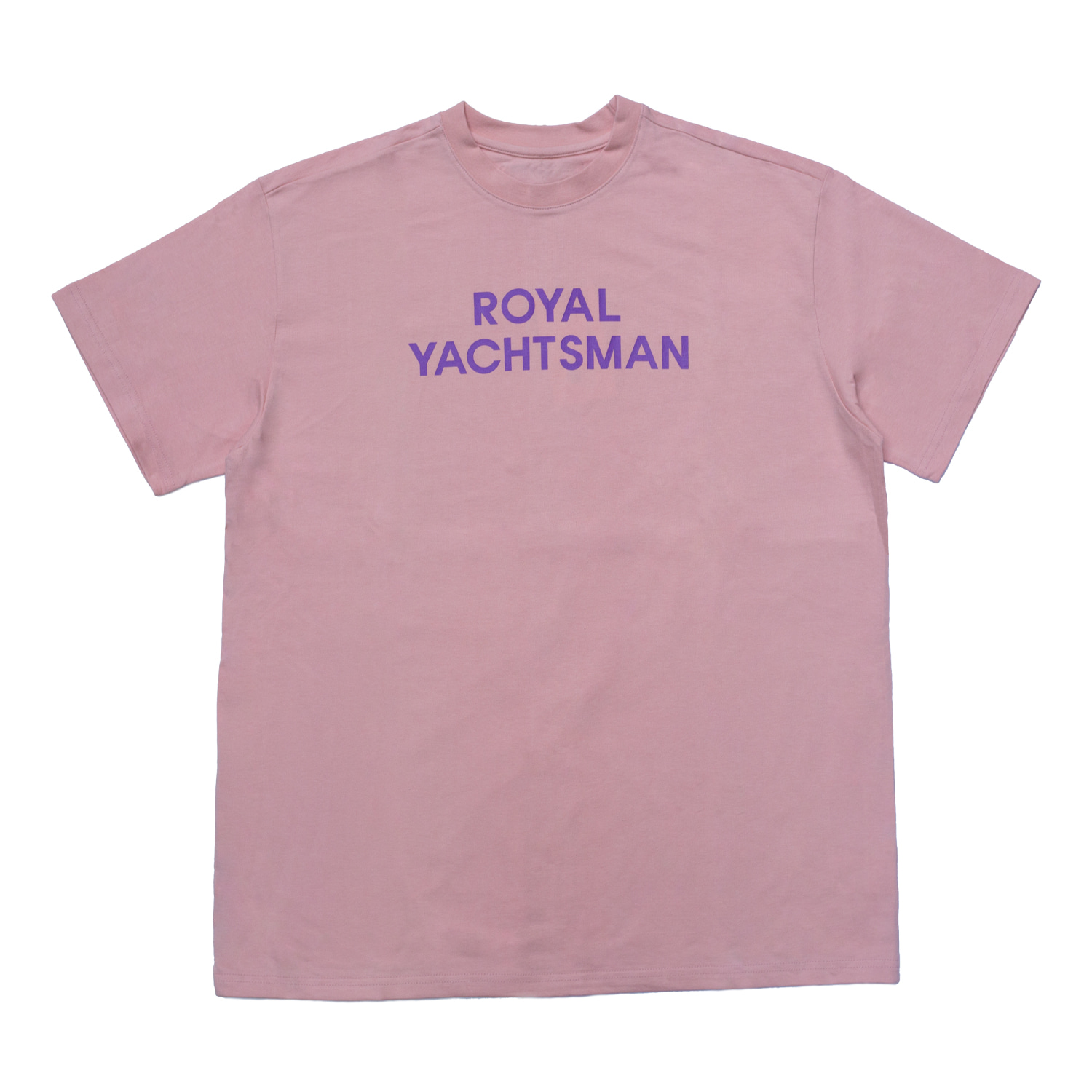 [75% OFF]LOGO PRINTED T-SHIRT(PINK)