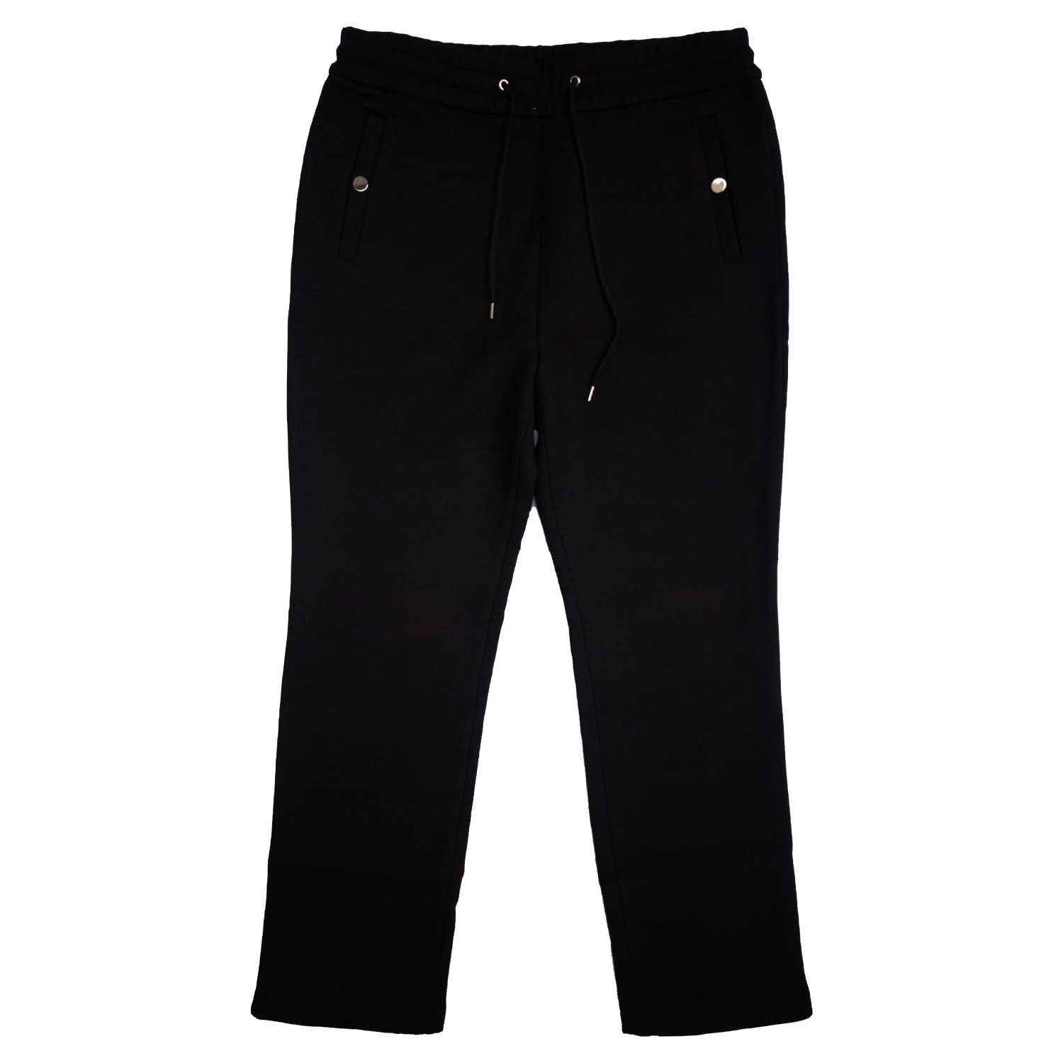 [90% OFF]TRACK PANTS(BLACK)