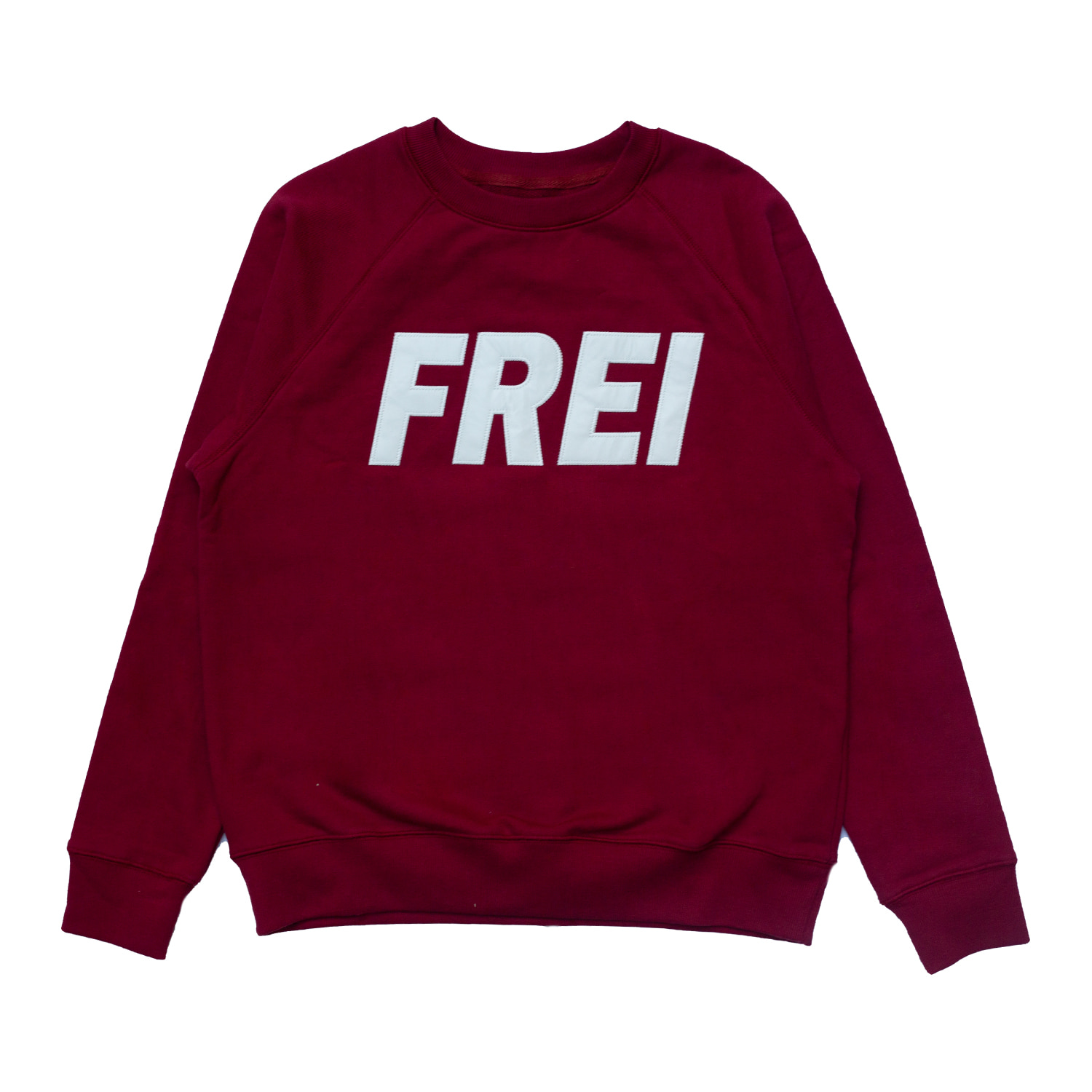 [70% OFF]BIG LOGO SWEATSHIRT(RED)