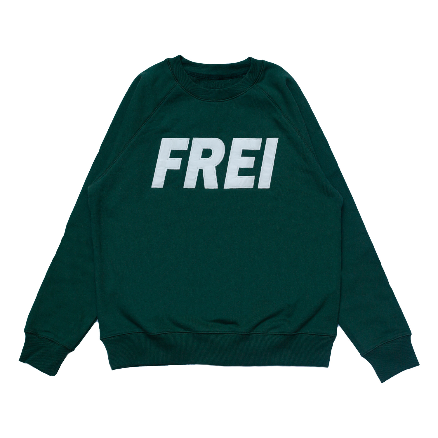 [70% OFF]BIG LOGO SWEATSHIRT(GREEN)