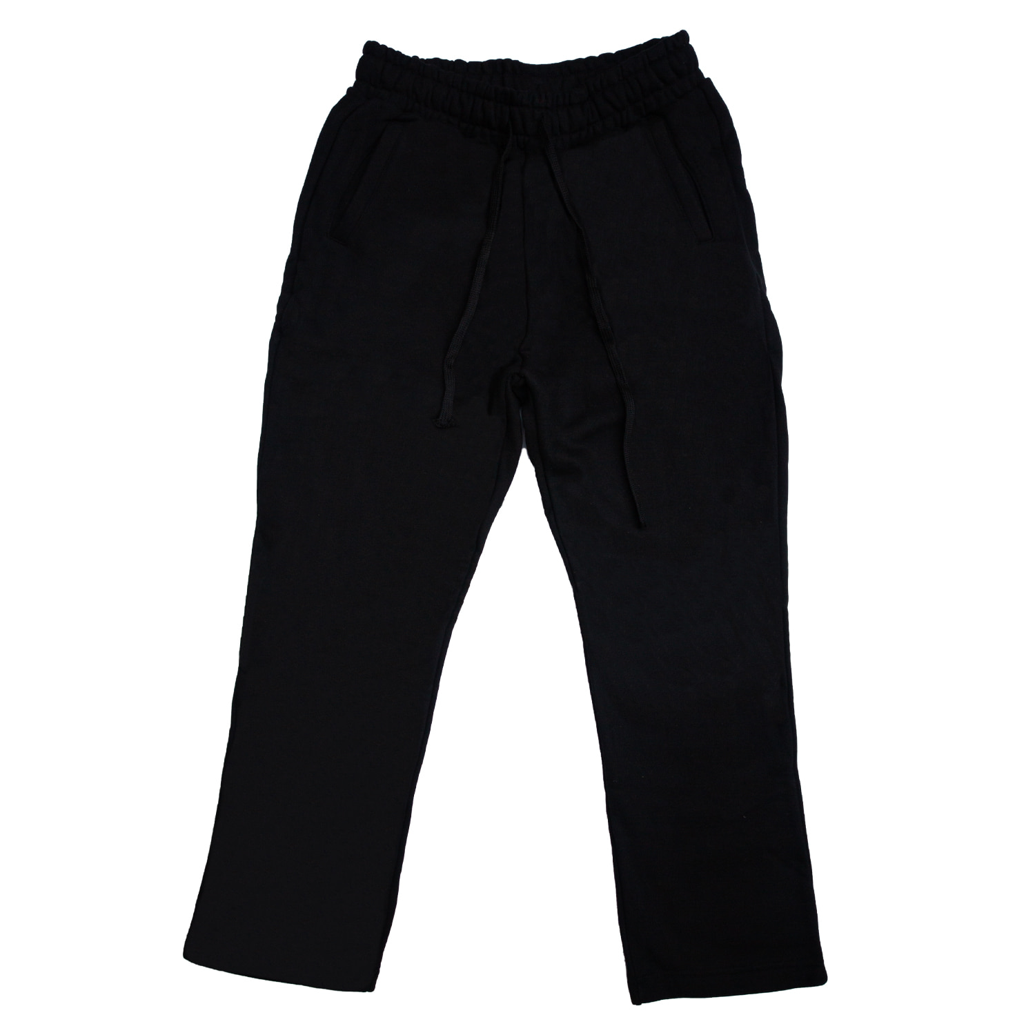 [88% OFF]CHIMAYO SWEAT PANTS(BLACK)