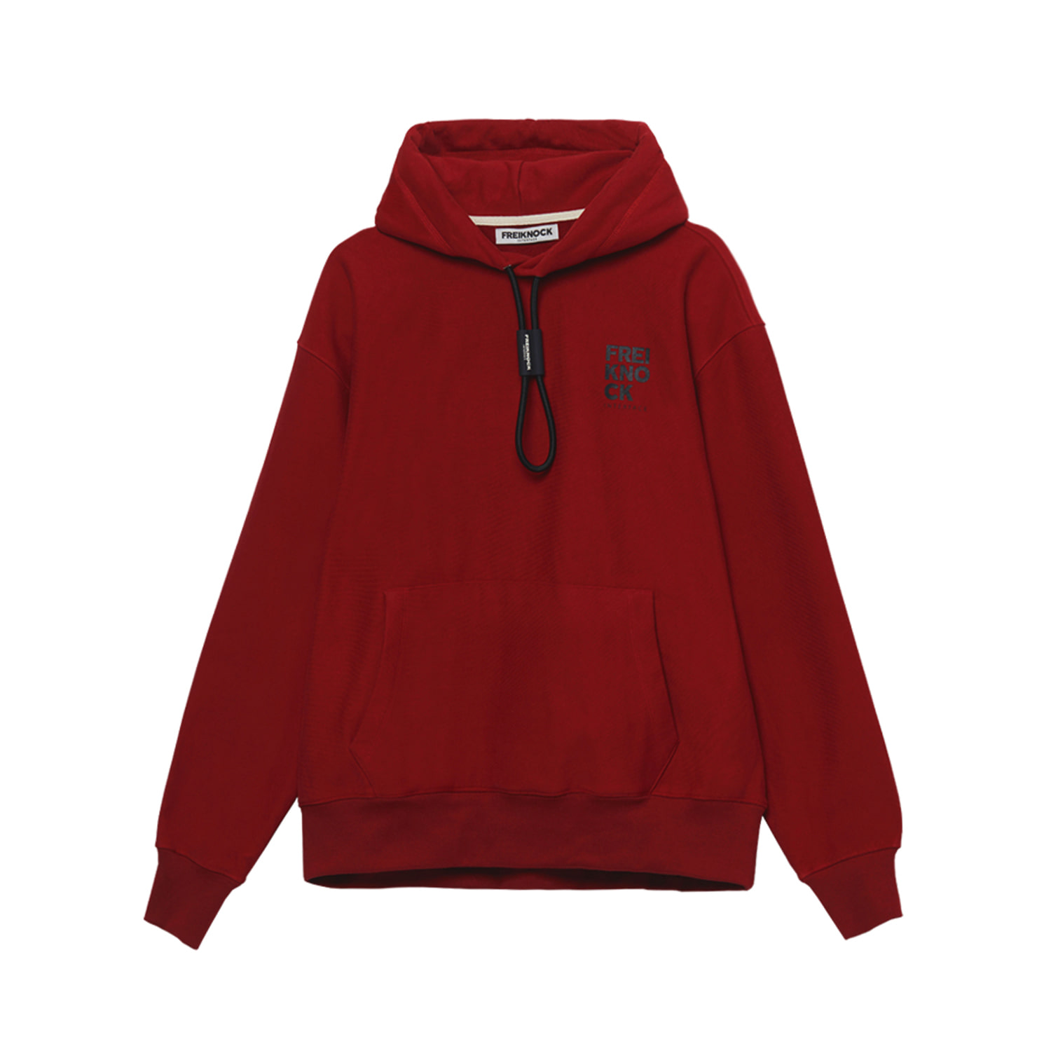 STOPPER HOODIE(RED)