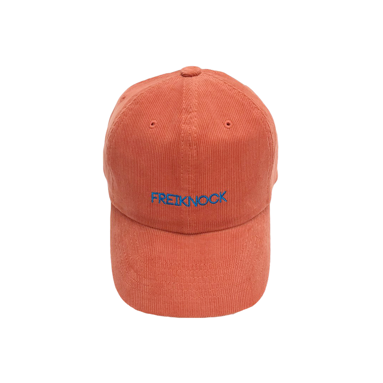 [30% OFF]CORDUROY CAP(ORANGE)