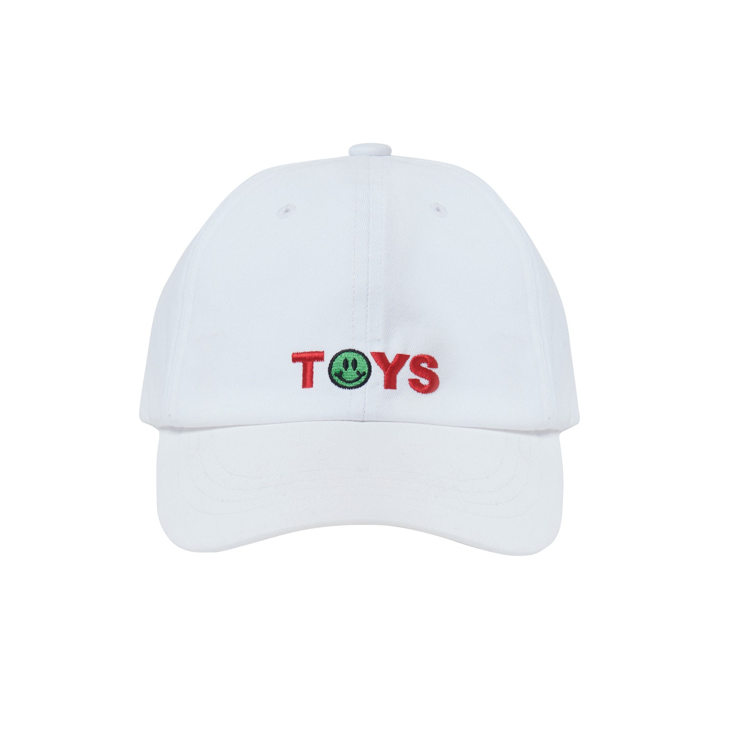 [30% OFF]TOYS BALL CAP(WHITE)